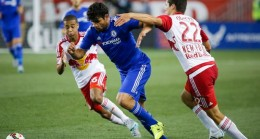 New York Red Bulls Chelsea Maçı 4-2 Bitti